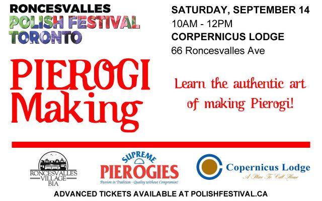 Pierogi Making